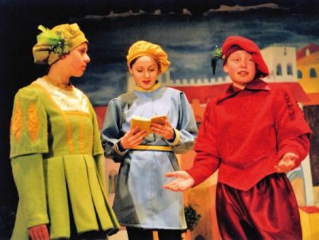 waldorfschule theater